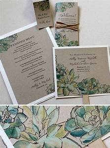 best 25 succulent wedding invitations ideas on pinterest With wedding invitation kits toronto