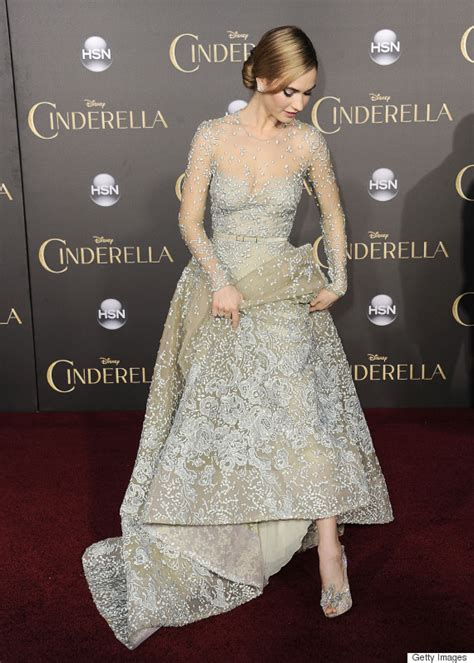 Elie Saab's Cinderella Dresses Are What 6 Year Olds' Dreams Are Made Of   HuffPost