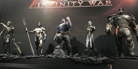 avengers   thanos  henchmen screen rant