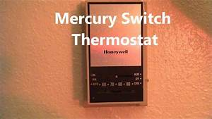 How A Mercury Thermostat Works