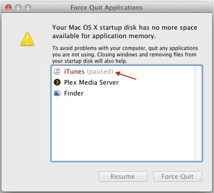 Mac Resume Paused Application by How To Resume Unpause Paused Apps In Os X Igor Kromin