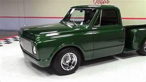 1972 Chevy Pickup C10 Green