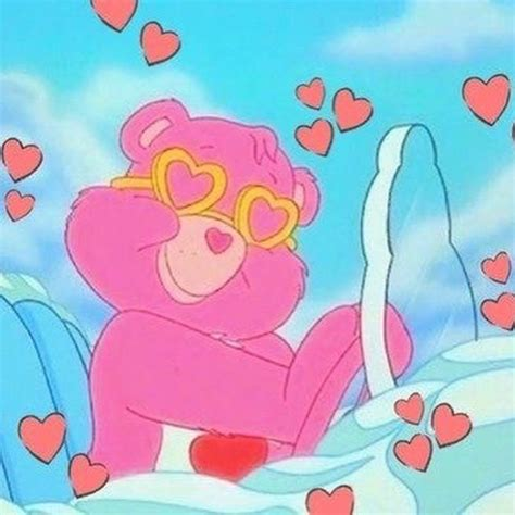 Aesthetic Care Bear Pfp Aesthetic Guides