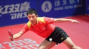ETTU.org - Zhang Jike Back in Action at Inaugural ITTF ...