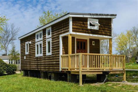 Small Homes : Sq. Ft. Custom Tiny Home On Wheels