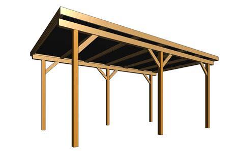 Gartenhaus 4 X 4 Meter by Carport Overkapping Ge 239 Mpregneerd 5 X 4 Meter Cendic