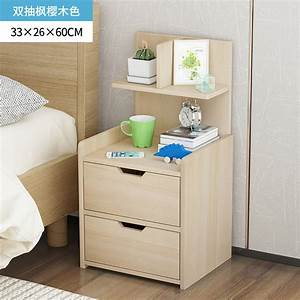 Buy, Simple, Bedside, Table, Next, To, The, Bed, To, Contain, Small, Simple, Modern, Bedroom, Imitation, Wood