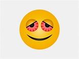 Stoned Emoji by Julie Rega on Dribbble