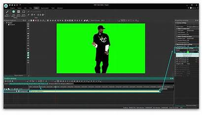 Background Remove Vsdc Remover Editor Chroma Key