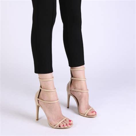 demi rose nikki heels shoes post