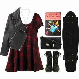 Aesthetic clothes grunge indie outfits - image #4526219 by helena888 on Favim.com