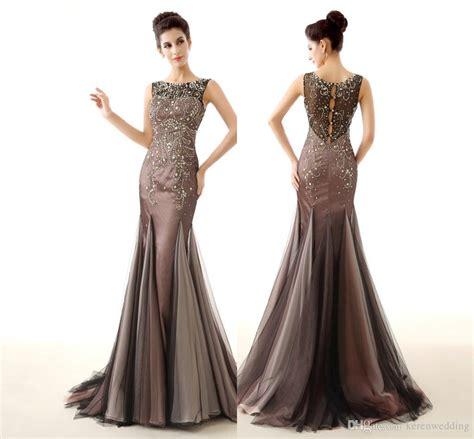 designer evening gowns real picture 2015 designer evening dresses vintage style
