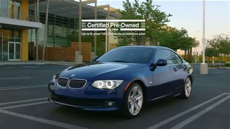 bmw certified pre owned sales event tv commercial ispottv