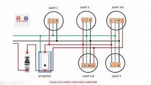 Emergency Light Switch Wiring Diagram
