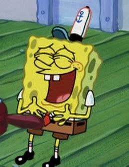 Spongebob Laughing Meme - image spongebob laughing png the parody wiki fandom powered by wikia