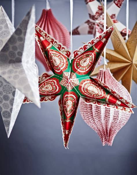 paper star decorations by carolyn donnelly eclectic make