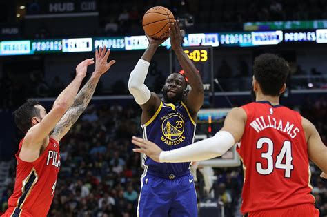 Draymond Green's role is crucial as Warriors climb off the ...