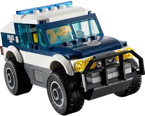 undercover police jeep 60007 snelle achtervolging city politie tibotoys com