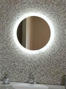 Mirroir Salle De Bain : mille et une id es pour choisir le meilleur miroir lumineux ~ Dode.kayakingforconservation.com Idées de Décoration