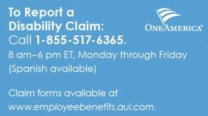 disability insurance city  woodstock