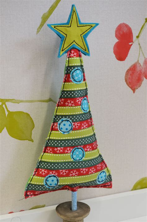 festive fabric decorations