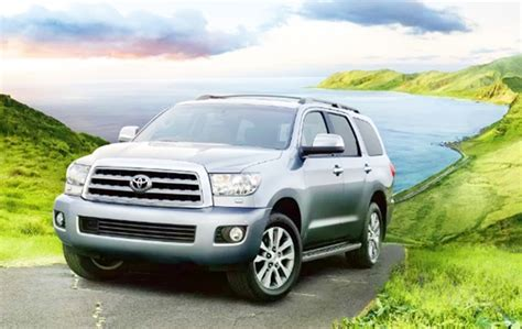 toyota sequoia redesign toyota cars models