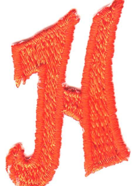 amazoncom single count custom  unique     inches american alphabet monogram