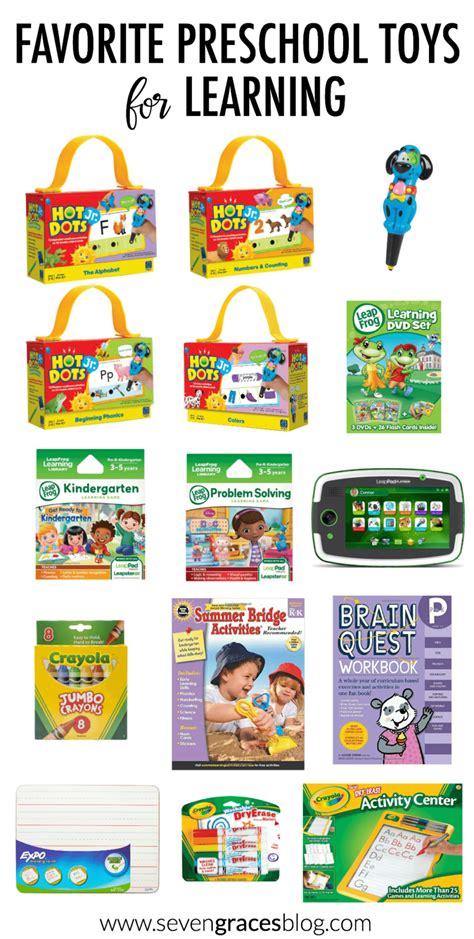 popular preschool toys best preschool toys for learning seven graces 108