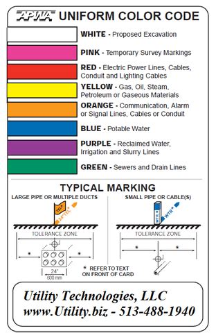 buyers guide marking paint flags utility technologies