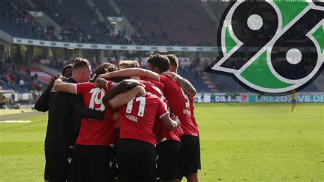 Maybe you would like to learn more about one of these? Fünfmal gespielt, fünfmal gepunktet: Hannover 96 jubelt ...
