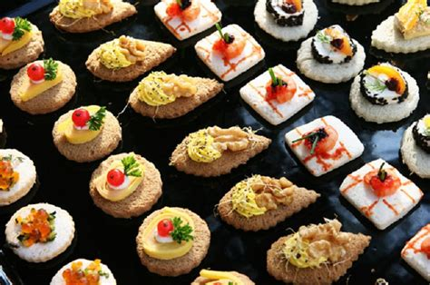 cheap easy canapes appetizers jovina cooks