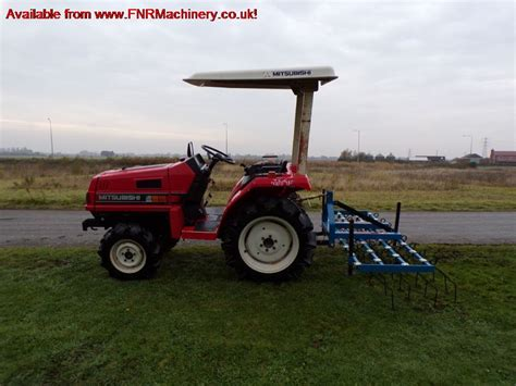 Mitsubishi Compact Tractor by Mitsubishi Mt16 Compact Tractor For Sale Fnr Machinery