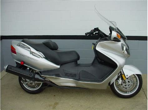 buy 2004 suzuki burgman 650 an650 on 2040motos