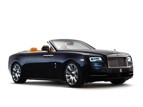 Rolls-royce Dawn Convertible Price, Features, Specs