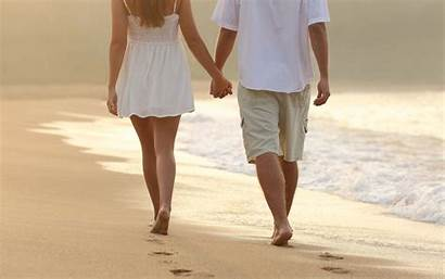 Couples Romantic Wallpapers Couple Walking Holding Hand