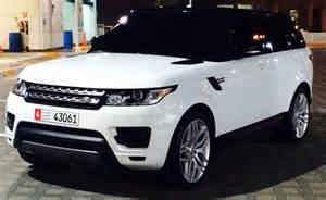 2017 Range Rover Sport White