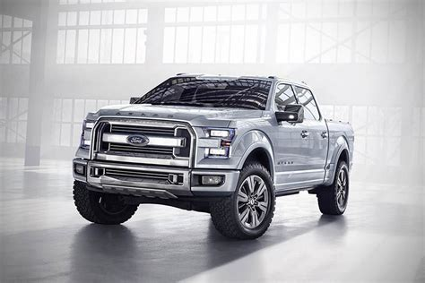 ford atlas concept truck mikeshouts