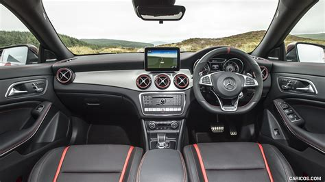 Get updated car prices, read reviews, ask questions, compare cars, find car specs, view the feature list and browse photos. 2017 Mercedes-AMG CLA 45 Shooting Brake (UK-Spec) - Interior, Cockpit | HD Wallpaper #45