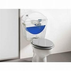 Reservoir De Wc : r servoir wc conomie d 39 eau avec pack wc sortie verticale ~ Premium-room.com Idées de Décoration