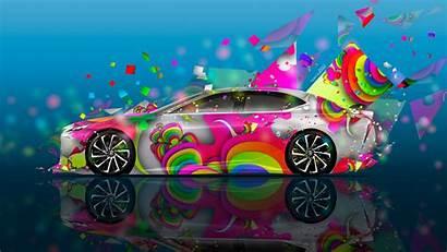 Tony El Abstract Lexus Super Aerography Kokhan