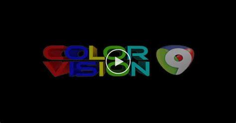 color vision color visi 243 n canal 9 en vivo televisi 243 n