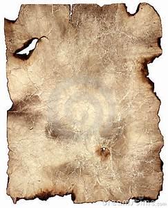 Burnt Parchment Paper Stock Image - Image: 14097511