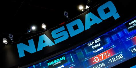 Nasdaq Composite And Nasdaq 100 Indexes Frozen