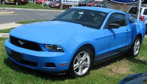 File:2010 Ford Mustang V6 1 -- 07-01-2009.jpg
