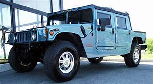 Am General Hummer H1 2001 Model Year Changes And Buying Guide