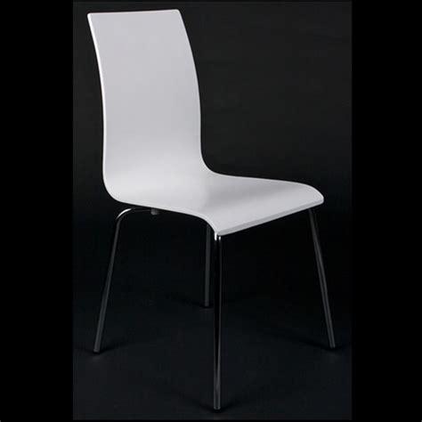 chaise blanche pas cher chaise blanche pas cher mundu fr