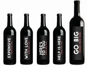 Coolest wine bottle labels - Average Janes Blog