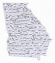 List of counties in Georgia (U.S. state) - Wikipedia