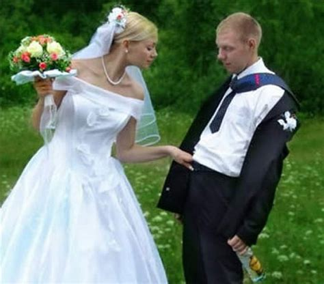 photo mariage drole wedding photos that will never be in your wedding album