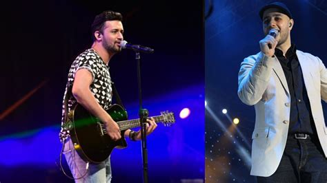 Atif Aslam And Maher Zain Collaborate For I'm Alive (audio